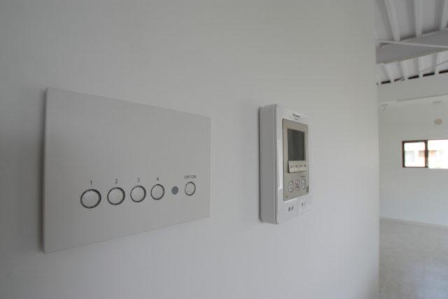 照明器具の明るさをシーンごとに設定して再現出来る、こだわりのスイッチ